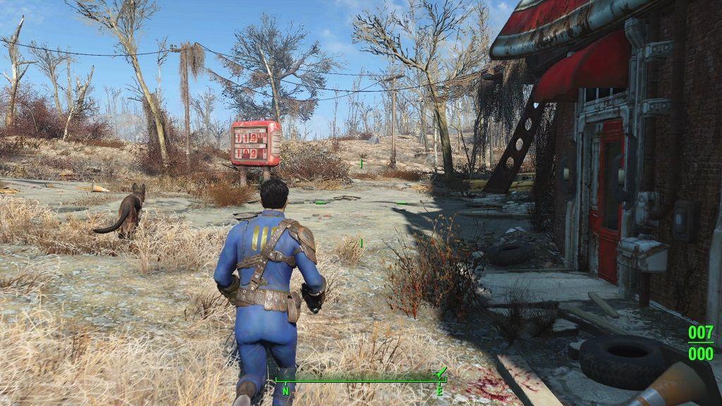 Fallout 4 ofrecerá unas 400 horas de juego 29