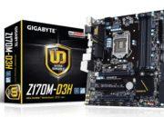 GIGABYTE presenta sus nuevas placas base Z170 37