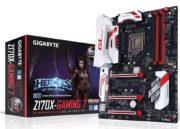 GIGABYTE presenta sus nuevas placas base Z170 35