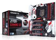 GIGABYTE presenta sus nuevas placas base Z170 39