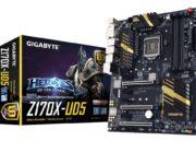 GIGABYTE presenta sus nuevas placas base Z170 33