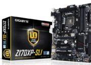 GIGABYTE presenta sus nuevas placas base Z170 31