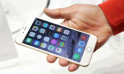 Hackers aprovechan una vulnerabilidad de iOS para robar datos