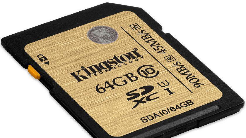 Kingston presenta tarjeta SDXC de 512 GB 30