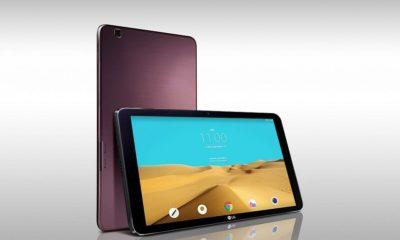 Anunciada oficialmente la nueva tablet LG G Pad II 37