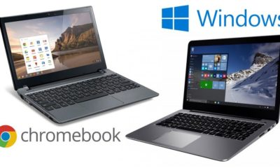 Los Chromebooks superan en ventas a los portátiles Windows