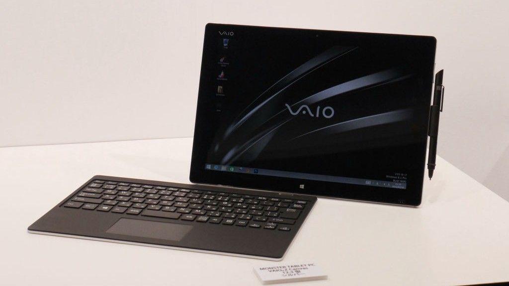 Los nuevos ordenadores VAIO llegarán a Estados Unidos este otoño
