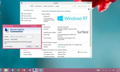 Microsoft creará un menú de Inicio tradicional para Windows RT