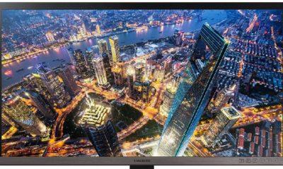 Monitor 4K Samsung
