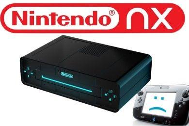 Nintendo NX vendría sin unidad óptica, según una patente