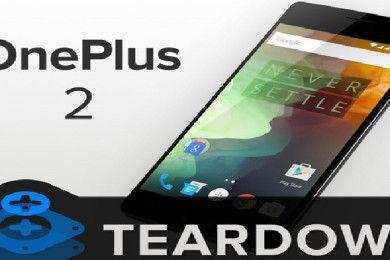OnePlus 2 será sencillo de reparar según iFixit