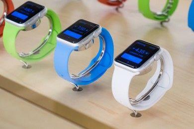 Datos de un proveedor apuntan a que las ventas del Apple Watch no destacan