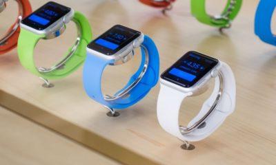 Proveedores del Apple Watch dicen que sus ventas no destacan