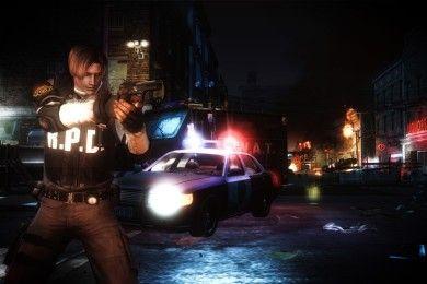 Proyecto de remake de Resident Evil 2 presentado en Capcom