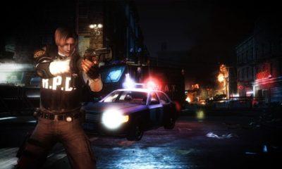 Proyecto de remake de Resident Evil 2 presentado en Capcom 58