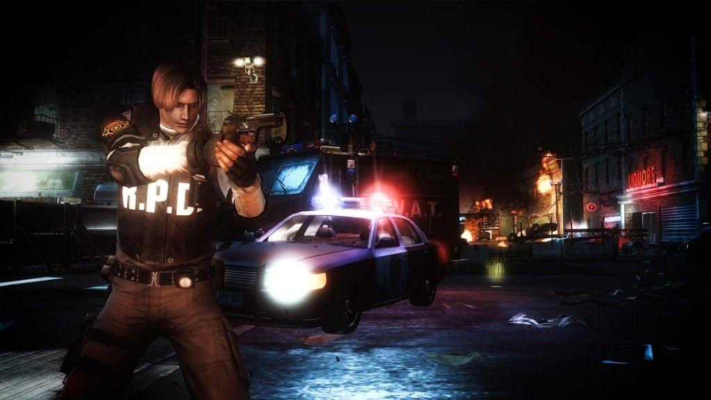 Proyecto de remake de Resident Evil 2 presentado en Capcom 30