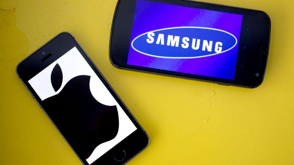 Rechazada la apelación de Samsung en su lucha de patentes contra Apple