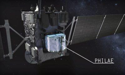 El cometa 67P tiene los ingredientes para crear vida 41