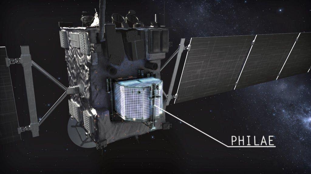 El cometa 67P tiene los ingredientes para crear vida 32