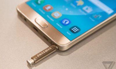 Samsung presenta el Galaxy Note 5