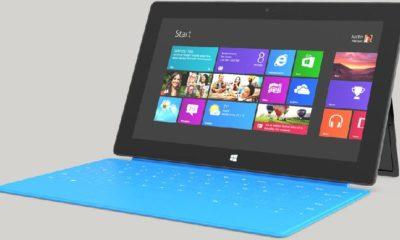 tablets con Windows 10