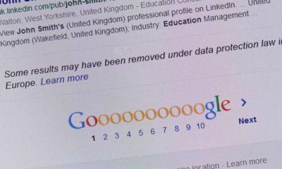 Tribunal del Reino Unido ordena a Google a cumplir con el derecho al olvido