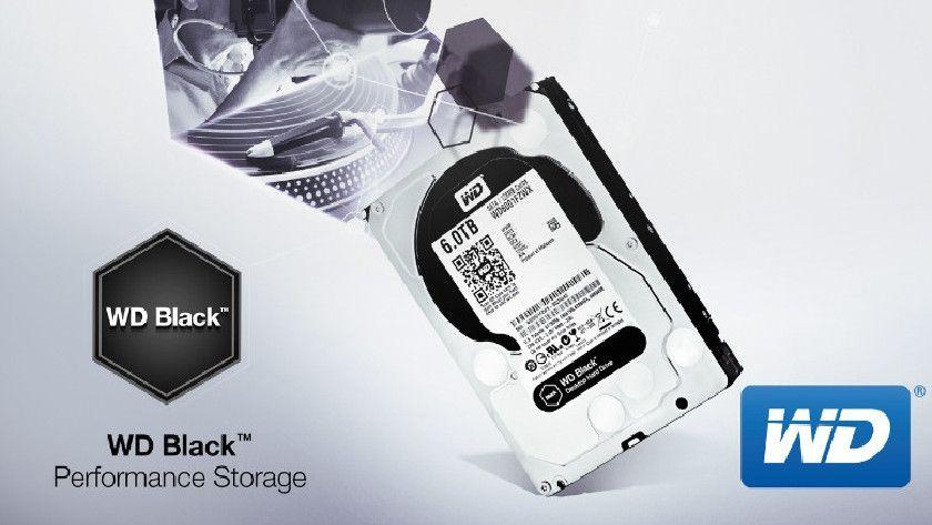 HDD WD Black de 6 TB presentado oficialmente 28