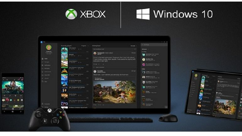 Windows 10 llega a Xbox One