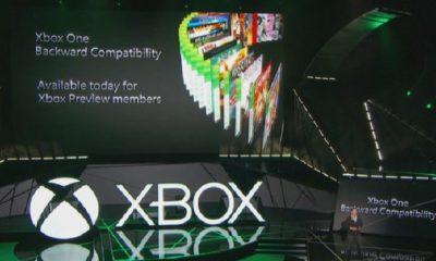 retrocompatibilidad de Xbox One