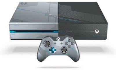 Xbox One con Halo 5