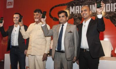 Xiaomi ya fabrica smartphones en India