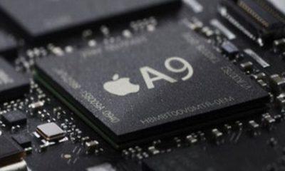 Este sería el rendimiento de los SoCs A9 y A9X de Apple 35