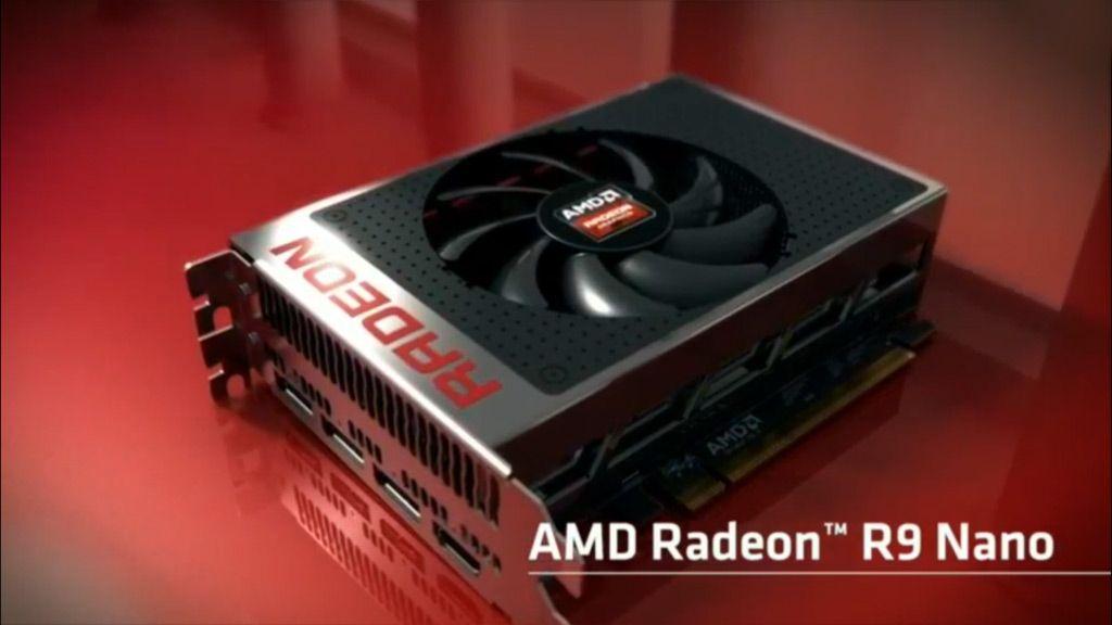 Confirmado: La Radeon R9 Nano es una Fury X compacta 29