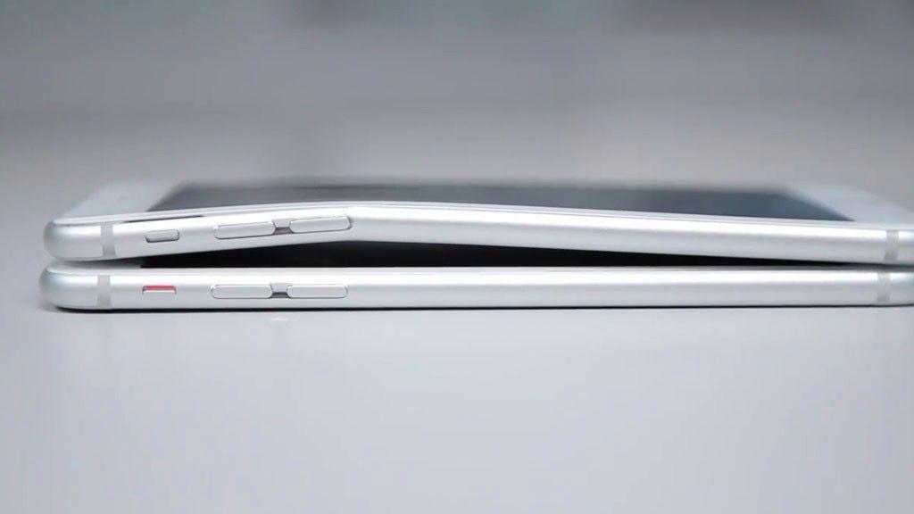 Apple añade zinc a la carcasa del iPhone 6s para evitar un nuevo bendgate 30