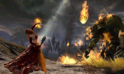 Guild Wars 2 es gratis, y sin restricciones de nivel 45