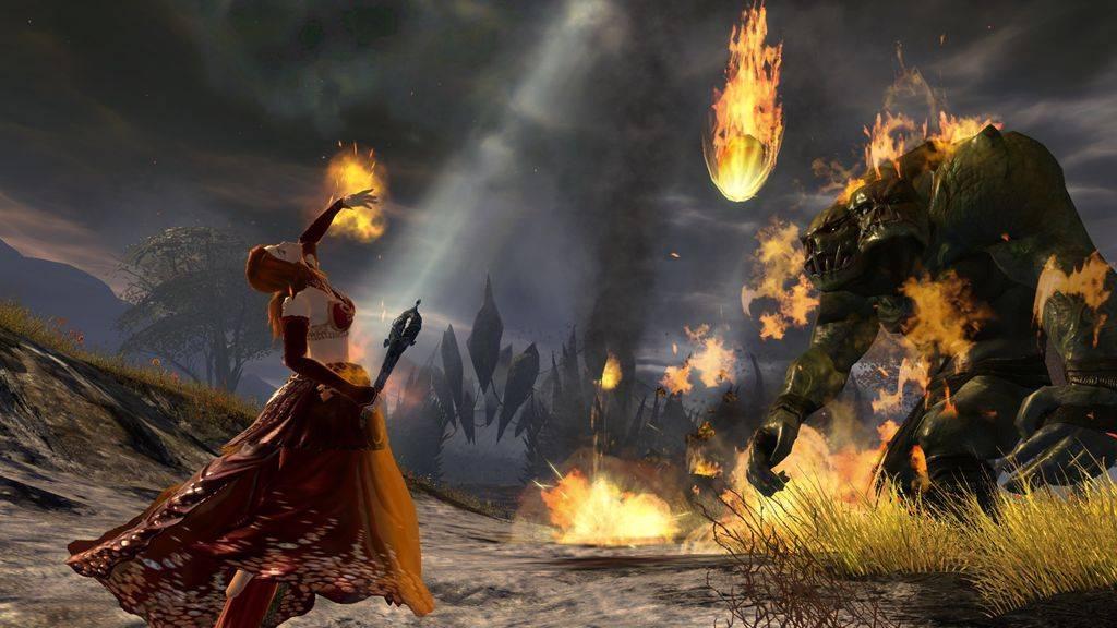 Guild Wars 2 es gratis, y sin restricciones de nivel 35