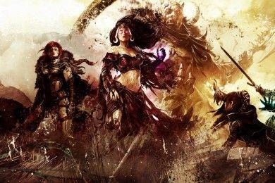 Habrá versión gratuita de Guild Wars 2 dentro de poco