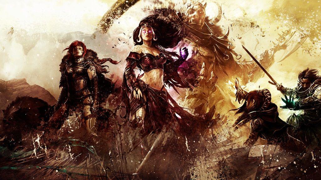 Habrá versión gratuita de Guild Wars 2 dentro de poco 28