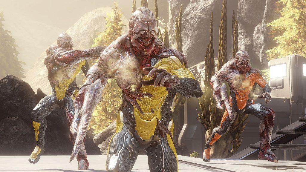Halo: The Master Chief Collection podría recibir modo zombis 30