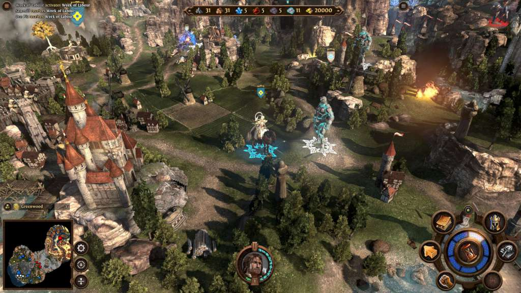 Regalamos key para la beta de Heroes of Might and Magic VII (actualizada) 30