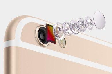 Apple reconoce las cámaras defectuosas en iPhone 6 Plus