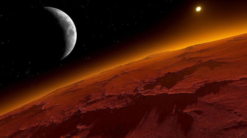Cosas raras que hemos visto en Marte con los años 30