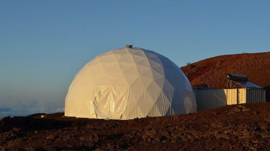 La NASA se esfuerza en simular misiones a Marte 33