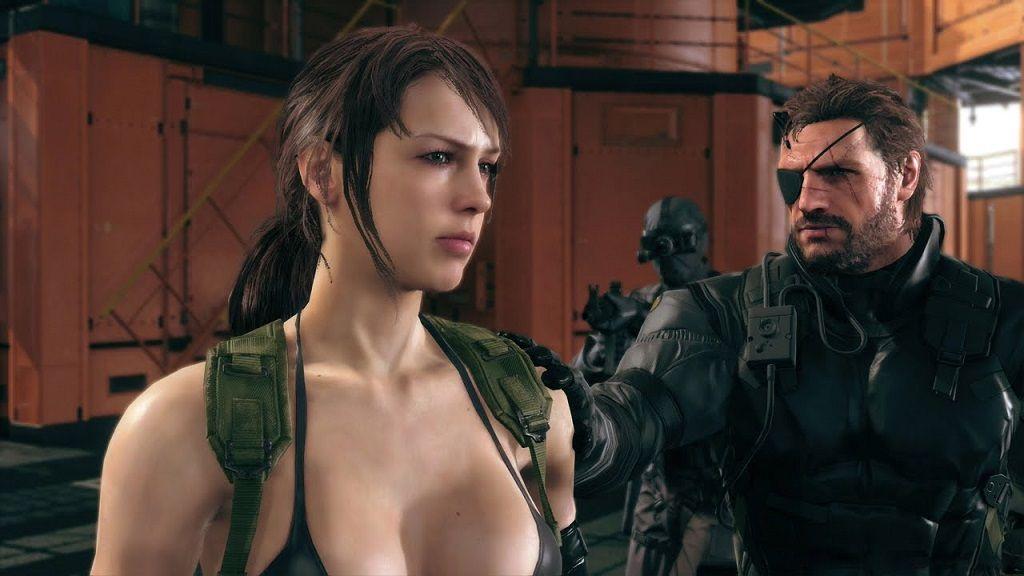 Requisitos de Metal Gear Solid V The Phantom Pain 29