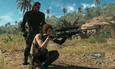 Metal Gear Solid V The Phantom Pain PC vs PS4 33