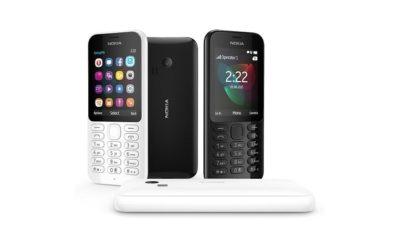 Microsoft presenta el Nokia 222, un terminal económico 30