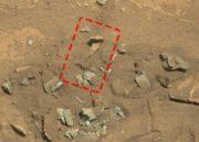 Cosas raras que hemos visto en Marte con los años 44
