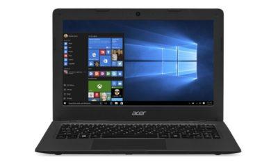 Especificaciones del portátil Acer de 169 dólares 71