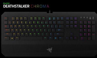 Razer presenta el teclado DeathStalker Chroma 29