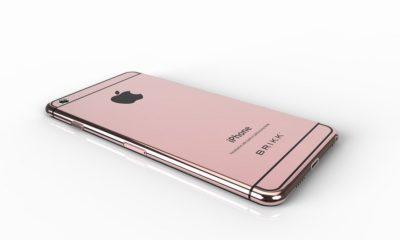 Este sería el iPhone 6s en color rosa dorado 124